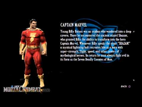 captain marvel heroic brutality
