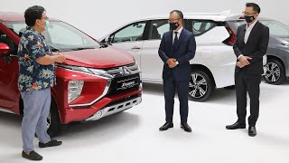 Mitsubishi Xpander - why so long to reach Malaysia, why not the Cross and why only 2 airbags?
