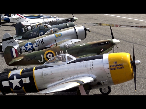 Thumbnail: Rc Warbirds - Bavarian Fighter Collection