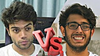 DUCKY BHAI VS CARRY MINATI  WHOS IS THE BEST