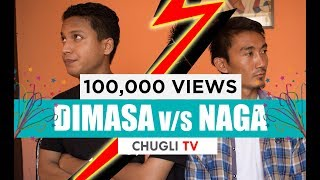 Dimasa vs Naga | When Northeast Indians meet in Mumbai feat. Bendang Walling