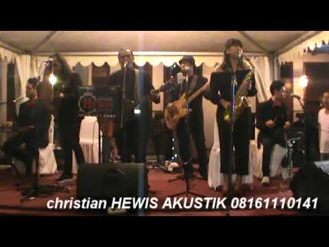 Wedding Entertainment | Bed of Roses cover by Christian Hewis Band Wedding Jakarta 08161110141