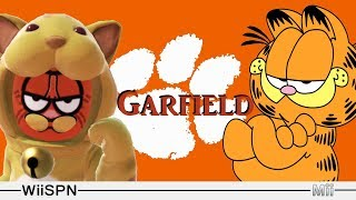 Mii Maker: How To Create Garfield!