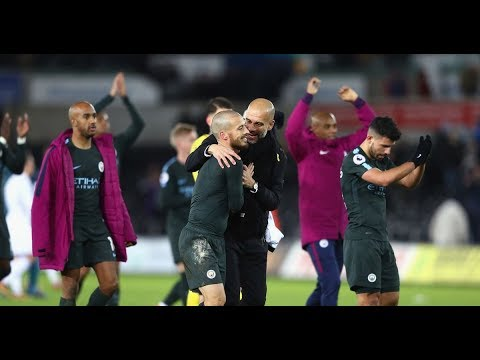Pep Guardiola sends message to Jose Mourinho as runaway title race leaders Manchester City