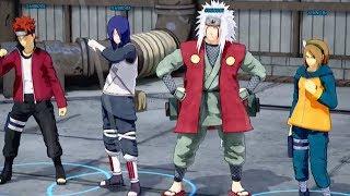 Video Naruto to Boruto: Shinobi Striker - Jiraiya DLC Pack #1 Gameplay | TGS 2018 (HD) download MP3, 3GP, MP4, WEBM, AVI, FLV September 2018