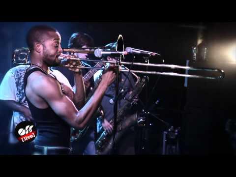 """OFF LIVE - Trombone Shorty: """"Dumaine St."""" @ Paris, Maroquinerie"""