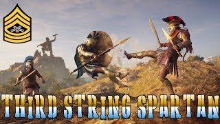 THIRD STRING SPARTAN | Assassin