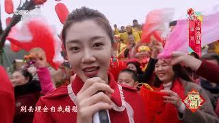 [2020东西南北贺新春]《远走高飞》 演唱:苗苗 王凯| CCTV综艺