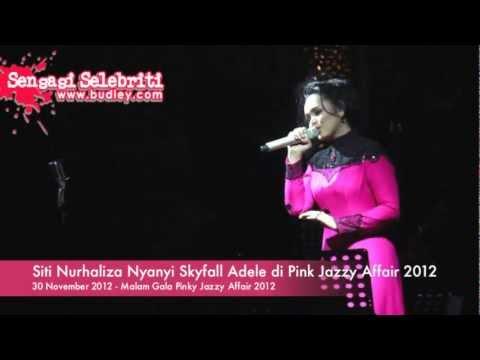 Siti Nurhaliza Nyanyi Skyfall Adele di Pink Jazzy Affair 2012