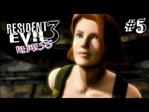 МЕГА-ОБЛОМ! ► Resident Evil 3: Nemesis Прохождение #5 ► ХОРРОР ИГРА