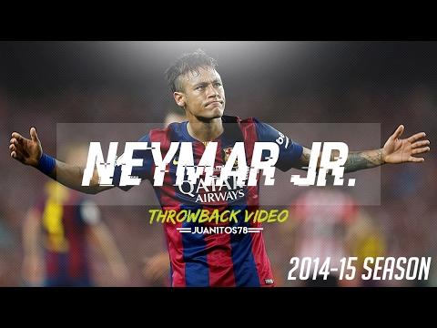 "Neymar Jr ▷ ""Wanderlust"" • Goals & Skills • 2014/15 •   HD  "