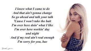 Focus - Ariana Grande (Lyrics) 🎵