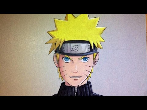 Comment dessiner naruto tutoriel youtube - Dessin de naruto facile ...
