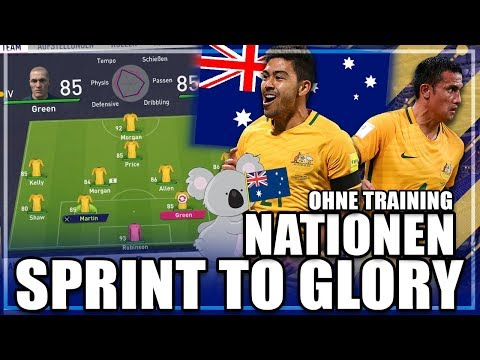 MIT AUSTRALISCHEN JUGENDSPIELER ZUM WM-TITEL !! 😱🏆 | FIFA 18: SCHWEDEN WM SPRINT TO GLORY KARRIERE