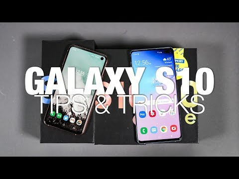 20+ Galaxy S10, S10+, S10e Tips and Tricks!