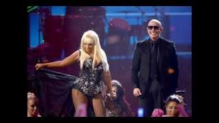 Christina Aguilera - Lotus/ Army Of Me/ Let there be love (Live 2012 American Music Awards)