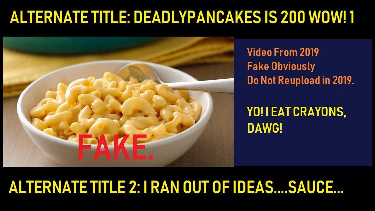 A Mac N Cheese Tutorial Video From 2019