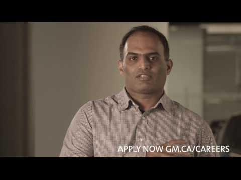 GM Canada-Ramping Up Focus on Software Technology-Engineer Manager Karthi Niranjan