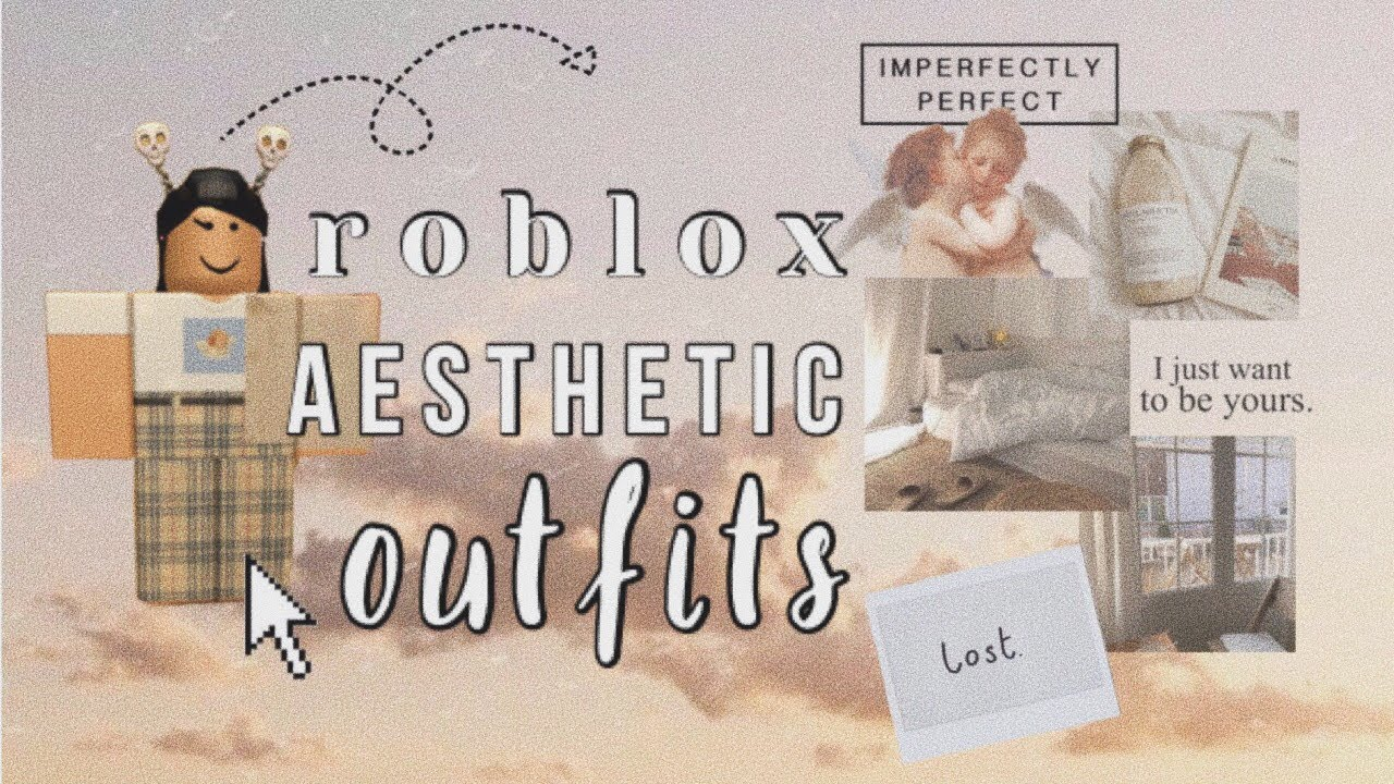 [VIDEO] - Roblox Aesthetic Outfits - Lookbook 4 5