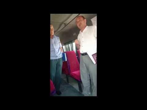 В Оше проводят массовые проверки состояния общественного транспорта