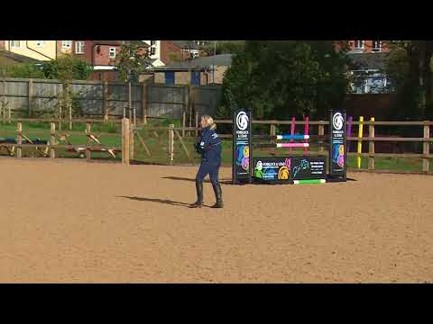 British Showjumping -  Training for Eventers Part 4