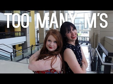 TOO MANY M'S: INTERVIEW WITH MORGAN MATSON