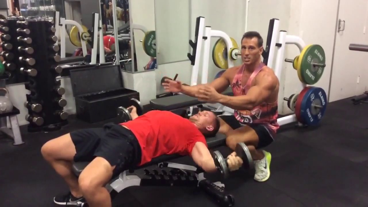28 rep method dumbbell flyes youtube 28 rep method dumbbell flyes malvernweather Gallery