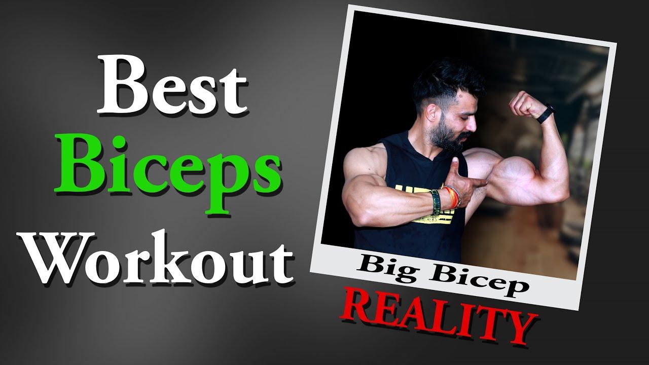 Download Biceps  Workout for Bigger Arms  | कैसे बनाएँ बड़े बाइसेप्स | Vijainder Rana | Sahil DK || 2021 ||