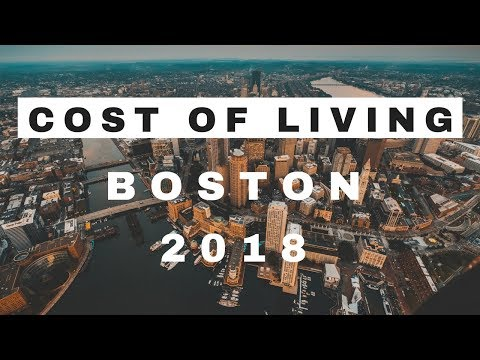 Cost Of Living In Boston (USA)