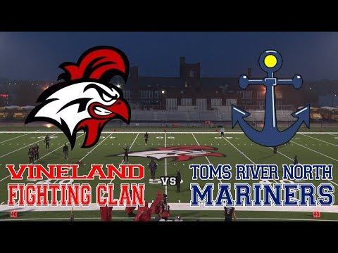 VHS Football vs Toms River North | 11/2/18