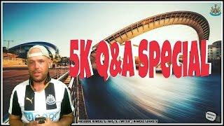 Q&A special | 5k subs | Your questions answered