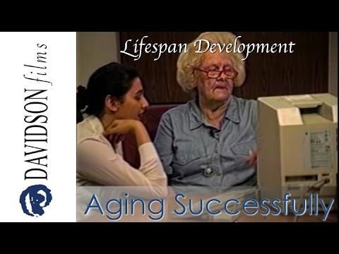 Aging Successfully: The Psychological Aspects of Growing Old (Davidson Films, Inc.)