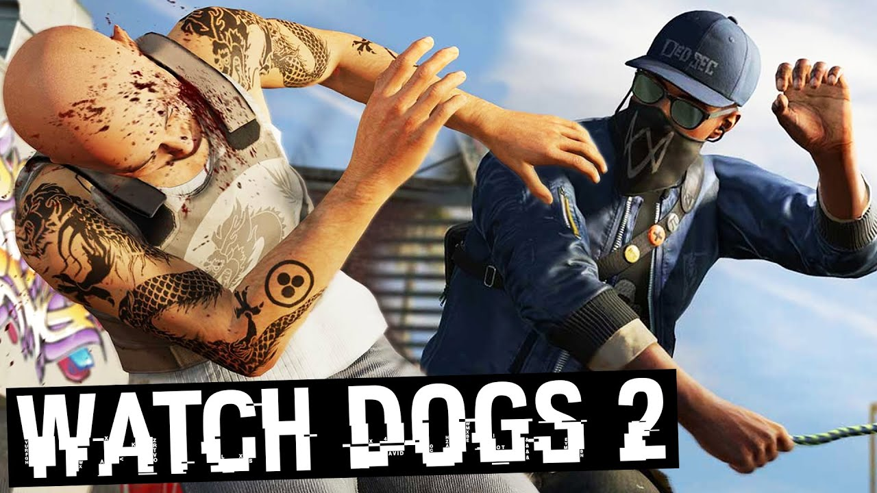 Messyourself Watch Dogs