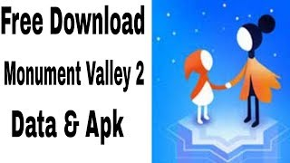 How to Free Download Monument Valley 2