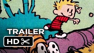 Dear Mr. Watterson Official Trailer 2 (2013) - Calvin & Hobbes Movie HD