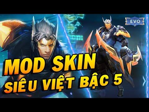 Hướng Dẫn Mod Skin NAKROTH Siêu Việt Mùa 18 Full Hiệu Ứng Và Âm Thanh Liên Quân Mobile