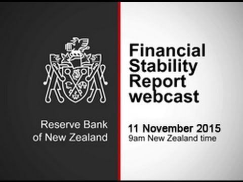 Financial Stability Report November 2015