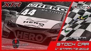 RacersAV Stock Car @ Londrina - 1ª Etapa T3/2018