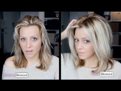 diy:-voluminous-hair-blowout-tutorial-video.