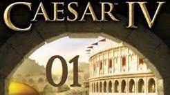 "Let's Play ""Caesar IV (K)"" - 01 - Arretium [German / Deutsch]"