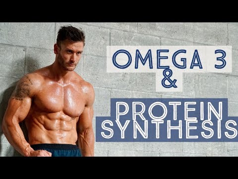How Omega 3 Helps Build Muscle: Increase Protein SynthesisThomas DeLauer