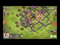 Clash Of Clans Live Attack and Your Base Visit   [ScreenTube-App]