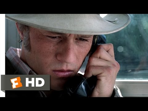 Brokeback Mountain 810 Movie   Jack's Death 2005 HD