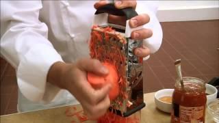 Apple And Sweet Potato Noodle Kugel Filling