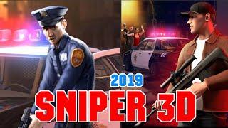 SNIPER 3D GUN SHOOTER: FREE FUN SHOOTING GAMES 2019 ANDROID GAMEPLAY