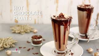 Hot Chocolate Float