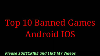 Top Banned Android & ios Games 2019 Must SEE|Newest, Pubg Multiplayer Games