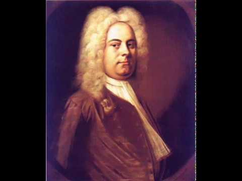 G. F. Handel - The ways of Zion do mourn