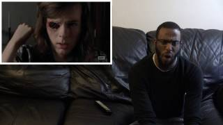 REACTION to The Walking Dead SEASON 7 Episode 7 (NEGAN MAKES CARL SING - ONLY)