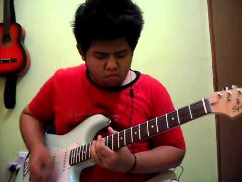 Boboi Boy Guitar cover by Alep mok